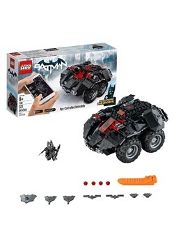 LEGO App-Controlled Batmobile