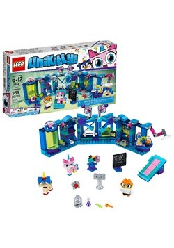 LEGO Girls UNIKITTY Dr. Fox Laboratory