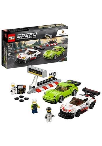 LEGO Speed Champions Porsche 911 RSR and 911 Turbo