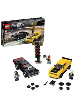 LEGO Speed Champions '18 Dodge Challenger Set