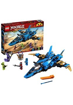 LEGO Ninjago Jays Storm Fighter Set