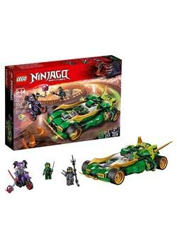 LEGO Ninjago Ninja Nightcrawler