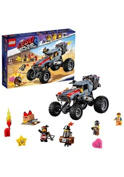 LEGO Movie 2 Emmet and Lucy's Escape Buggy!