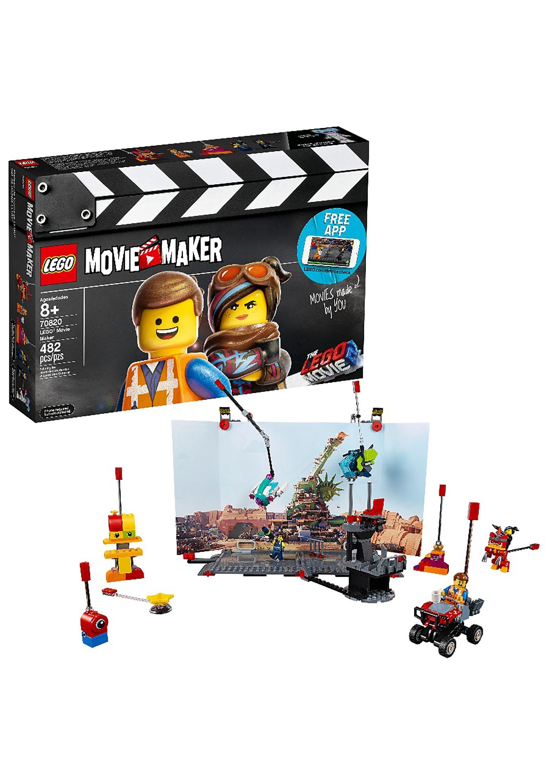 LEGO Movie 2 Movie Maker Kit