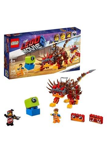 LEGO Movie 2 Ultrakatty & Warrior Lucy