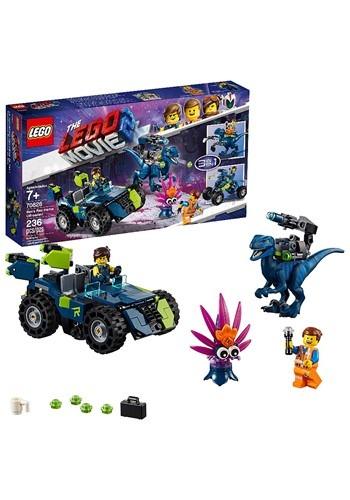 LEGO Movie 2 Rexs RexTreme Offroader Building Set