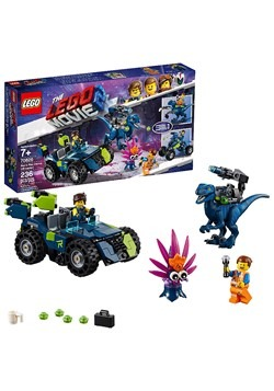 LEGO Movie 2 Rexs RexTreme Offroader Building Set