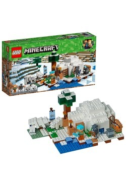 LEGO Minecraft The Polar Igloo