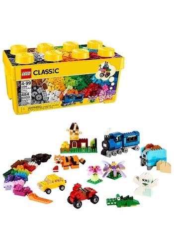 LEGO 4+ Classic Medium Creative Brick Box