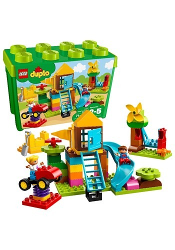 LEGO DUPLO My First Large Playground Brick Box