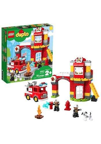 LEGO DUPLO Fire Station