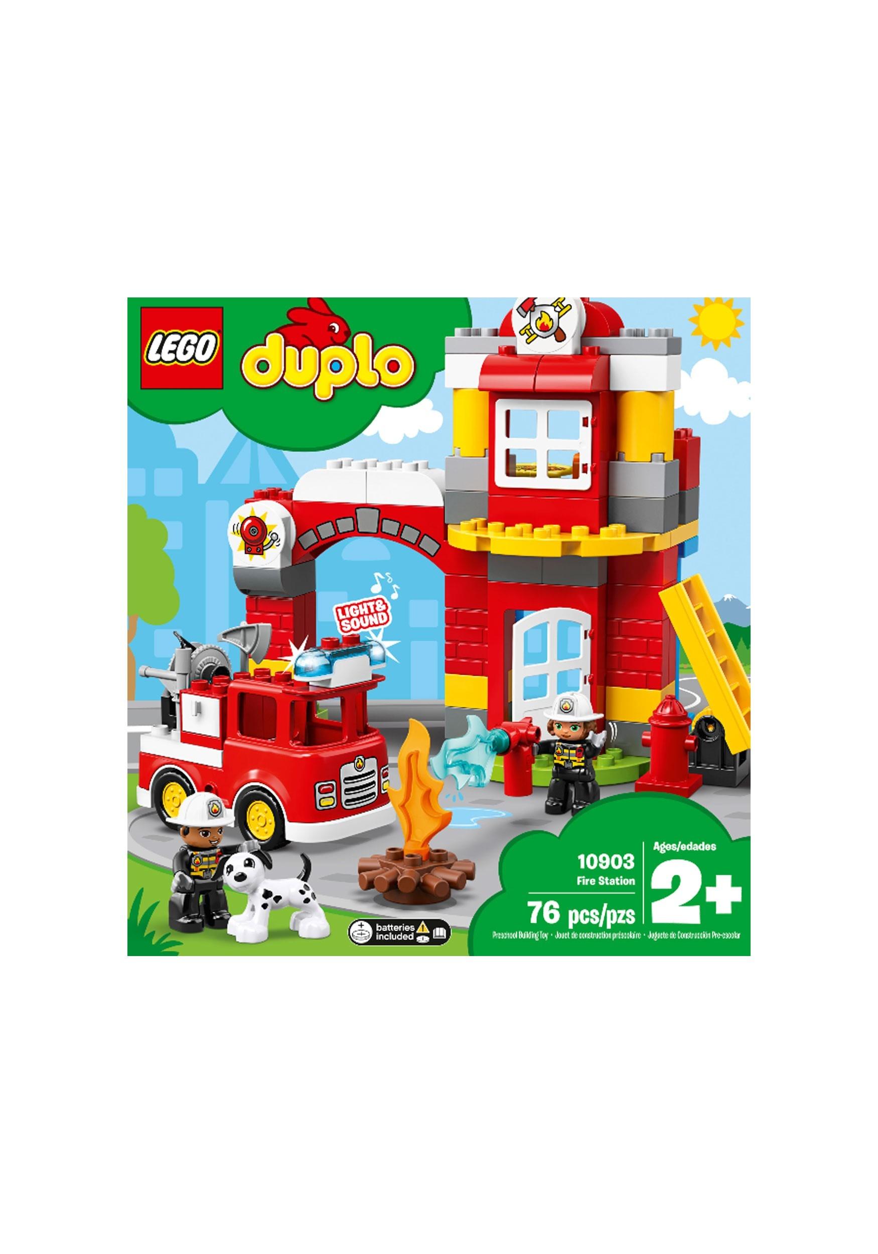 DUPLO LEGO Fire Station