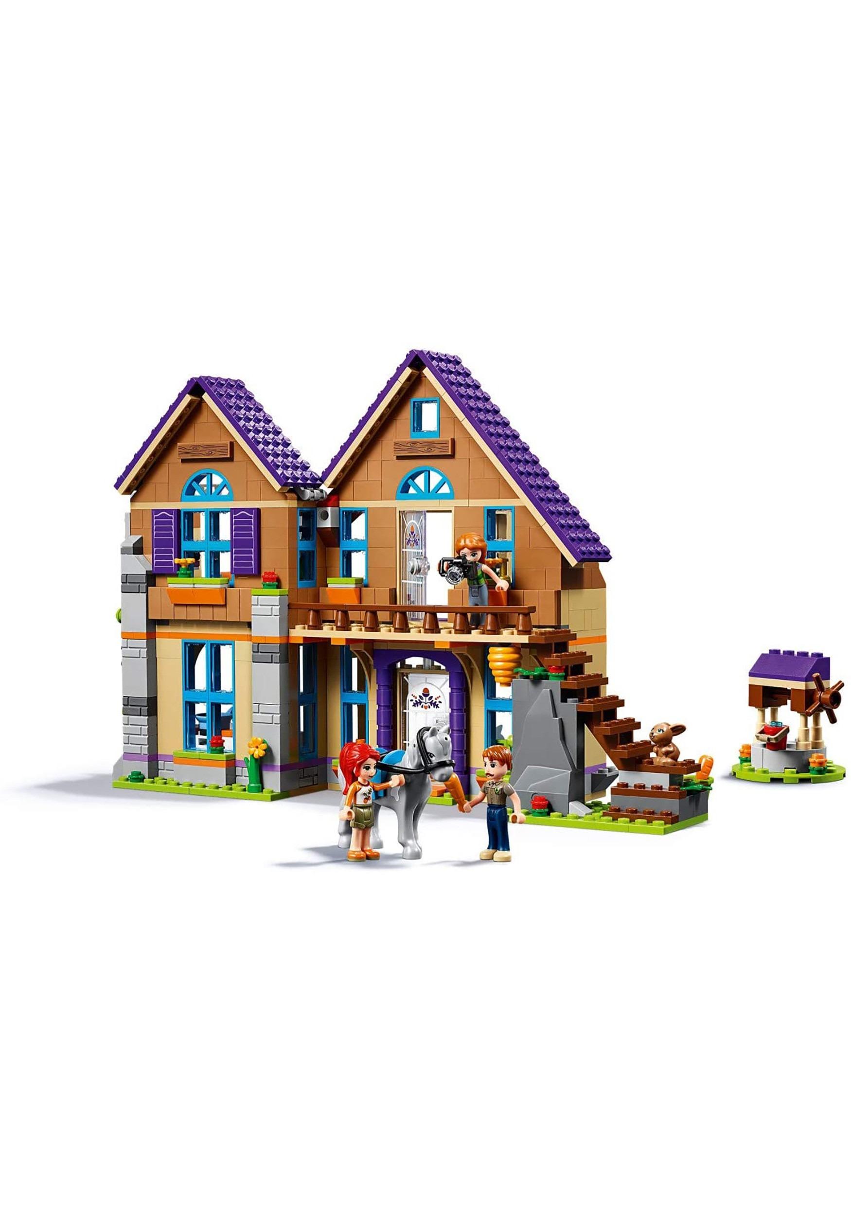 Mia S House Lego Friends Building Set