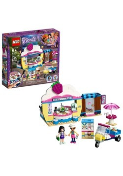 LEGO Friends Olivia's Cupcake Café Building Set main