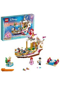 LEGO Disney Princess Ariel's Royal Celebration Boa