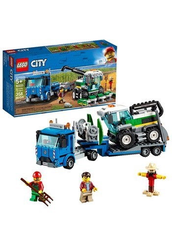 LEGO City Harvester Transport