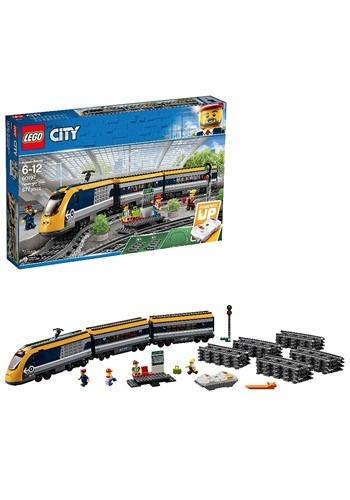 Passenger Train LEGO City Building Set