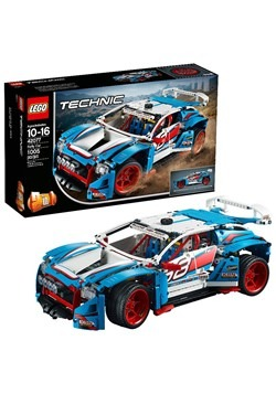 LEGO Technic Rally Car