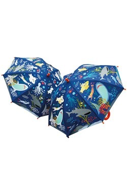 Deep Sea Creatures Color Changing Umbrella