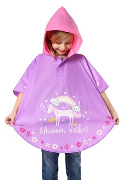 Fairy Unicorn Color Changing Poncho