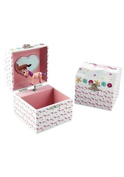 Unicorn Jewellery Box (Music- Twinkle Twinkle Litt