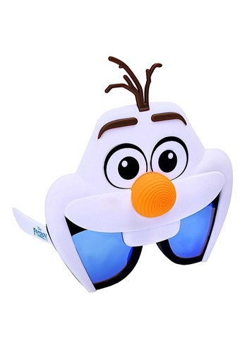Frozen Olaf Glasses