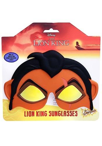 Lion King Scar Glasses