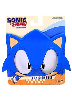 Sonic the Hedgehog Glasses