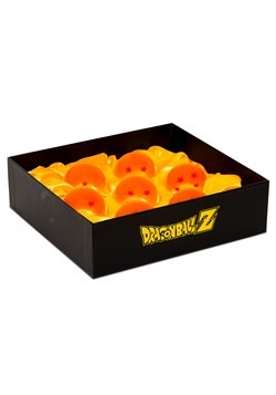 Dragon Ball Z Crystal Ball Collectors Set Alt 1