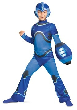 Mega Man Fully Charged Mega Man Classic Child's Costume