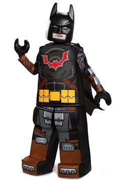 Prestige Kids Batman Lego Movie 2 Costume