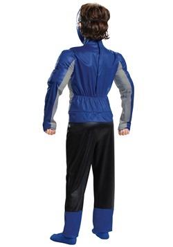 Power Rangers Beast Morphers Child Blue Ranger Costume
