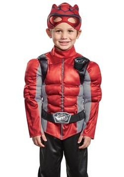 Power Rangers Beast Morphers Kid's Red Ranger Costume