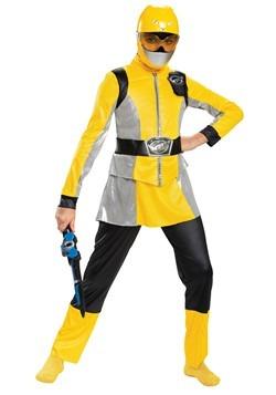Power Rangers Beast Morphers Yellow Ranger Costume for Girls