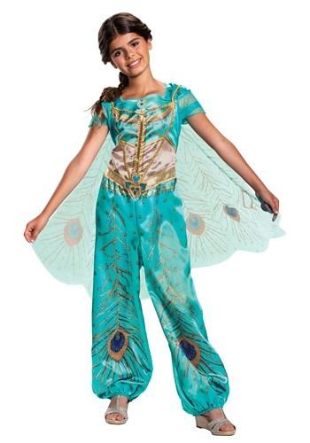 Aladdin Live Action Girls Jasmine Classic Costume