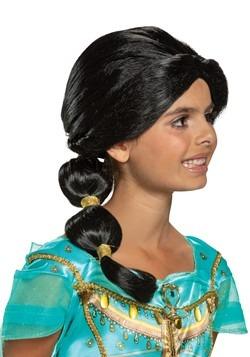 Aladdin Live Action Kids Jasmine Wig