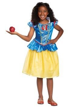 Girls Snow White Classic Costume