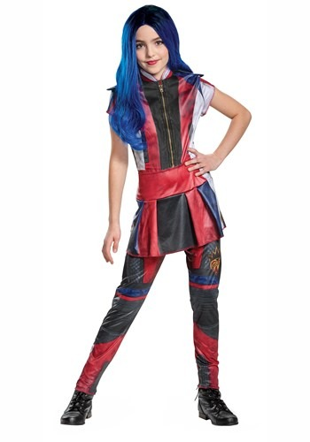 Evie Descendants 3 Girls Classic Costume