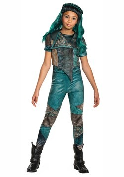 Descendants 3 Uma Girls Classic Costume
