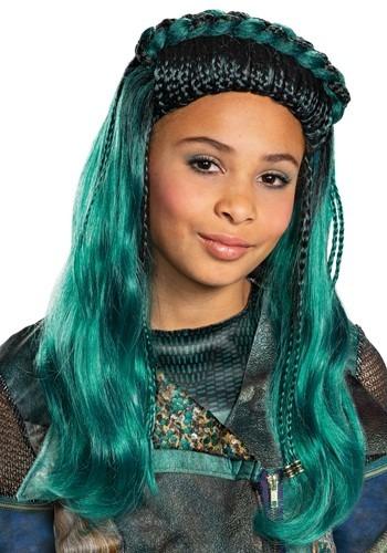 Descendants 3 Girls Uma Wig