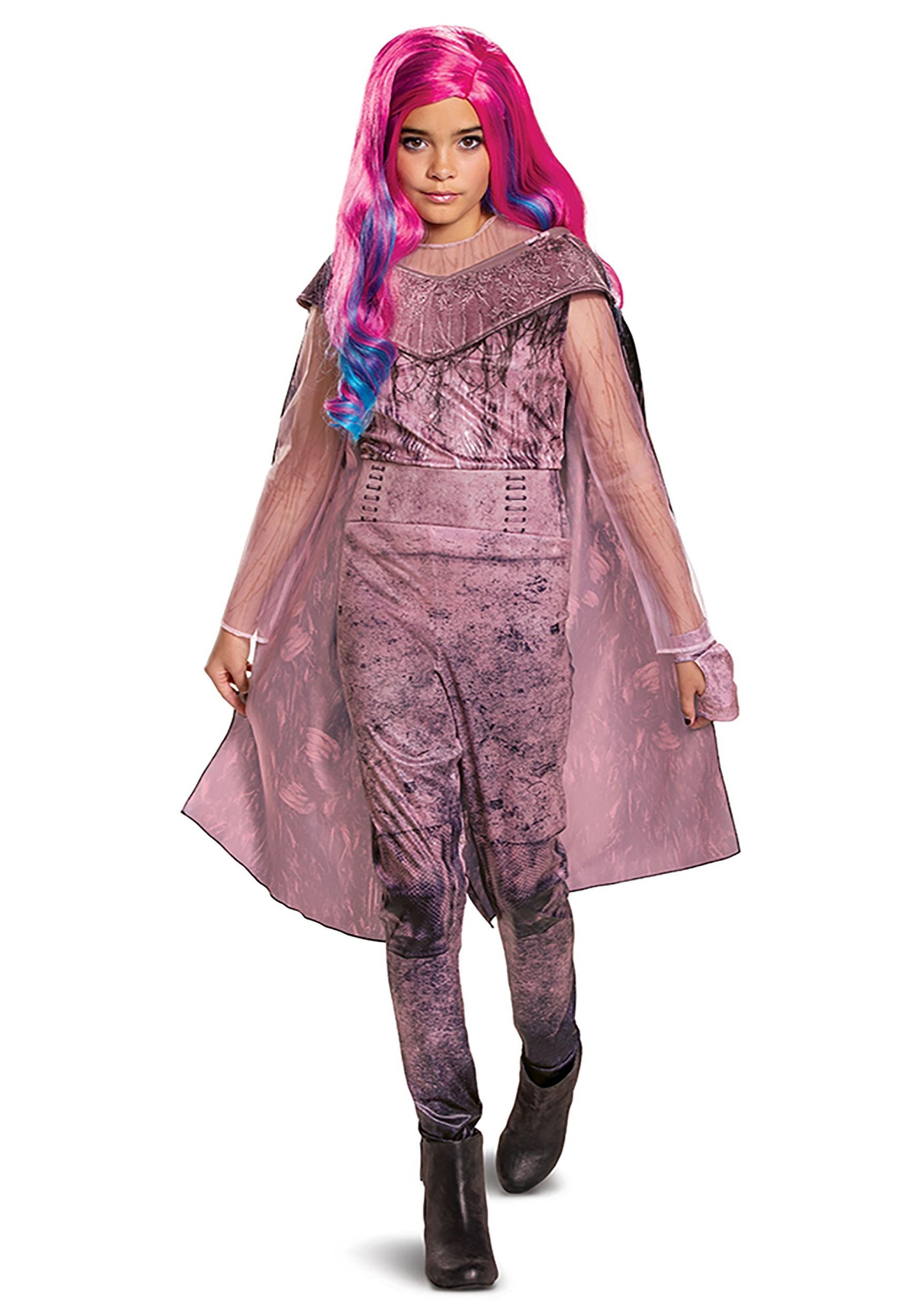 Girls Descendants 3 Audrey Deluxe Costume