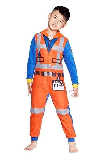 Lego Movie 2 Kids Emmet Union Suit