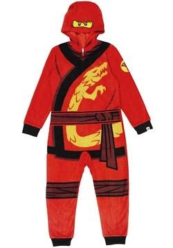 Ninjago Kai Kid's Union Suit