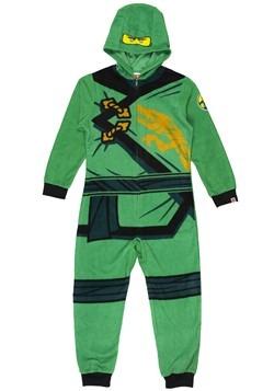 Ninjago Lloyd Boys Union Suit Costume