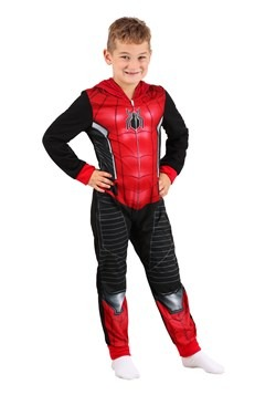 Marvel Boys Spiderman Far From Home Union Suit