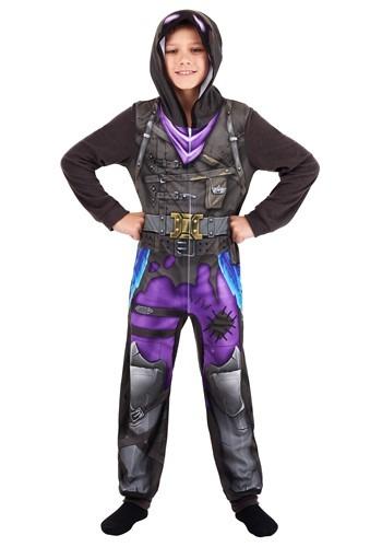 Fortnite Boys Raven Bird Union Suit