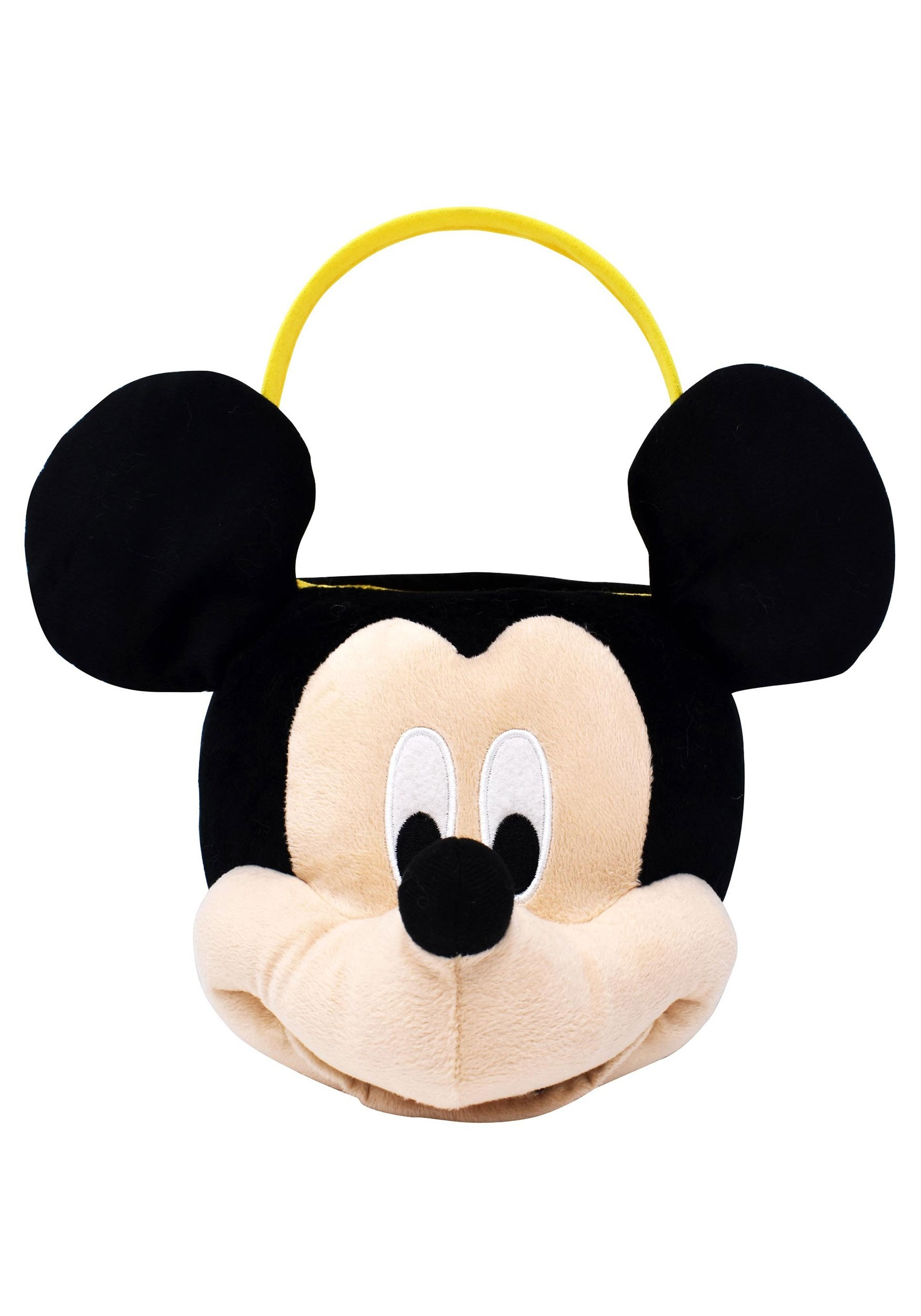 Mickey Mouse Plush Trick or Treat Bag