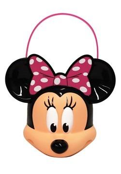 Bucket Treat Bag Minnie Mouse