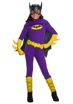 Batgirl Deluxe Girls Costume