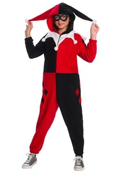 Harley Quinn Onesie for Kids